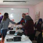 Dikiş Kursu ve Kur'an Kursu Ziyaretlerimizden