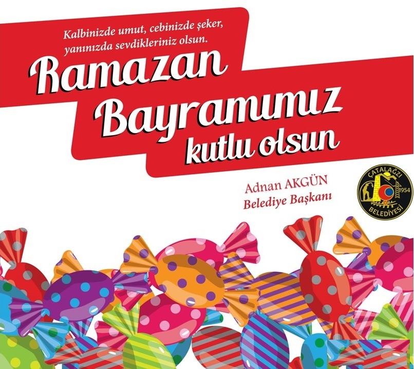 RAMAZAN BAYRAMI KUTLAMA